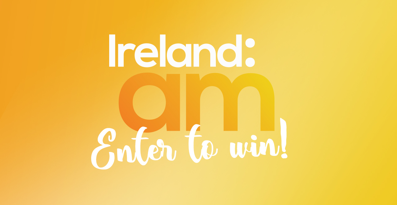 [Closed] Win with Ireland AM and McD's.ie