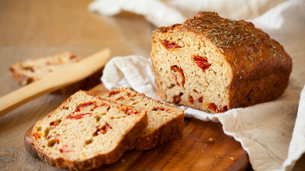 Sundried Tomato & Herb Bread