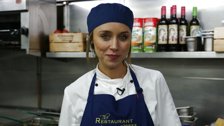 A brand new series of The Restaurant airs on Virgin Media One tonight with singer Una Healy