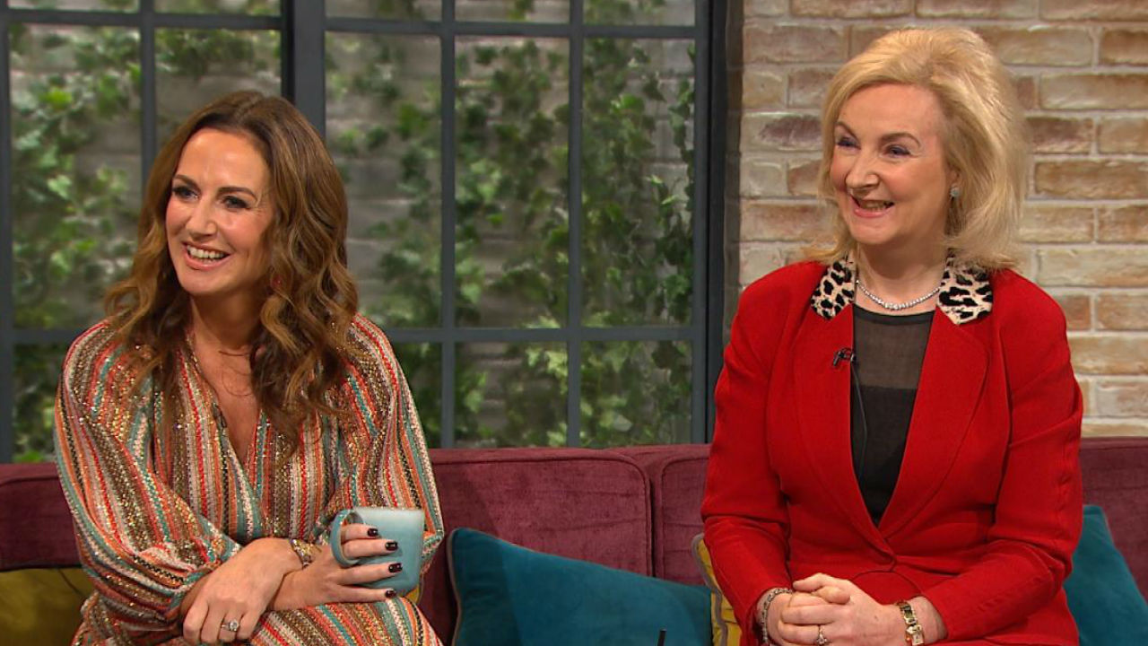 Lorraine Keane And Dr Mary Ryan Chat About The Menopause