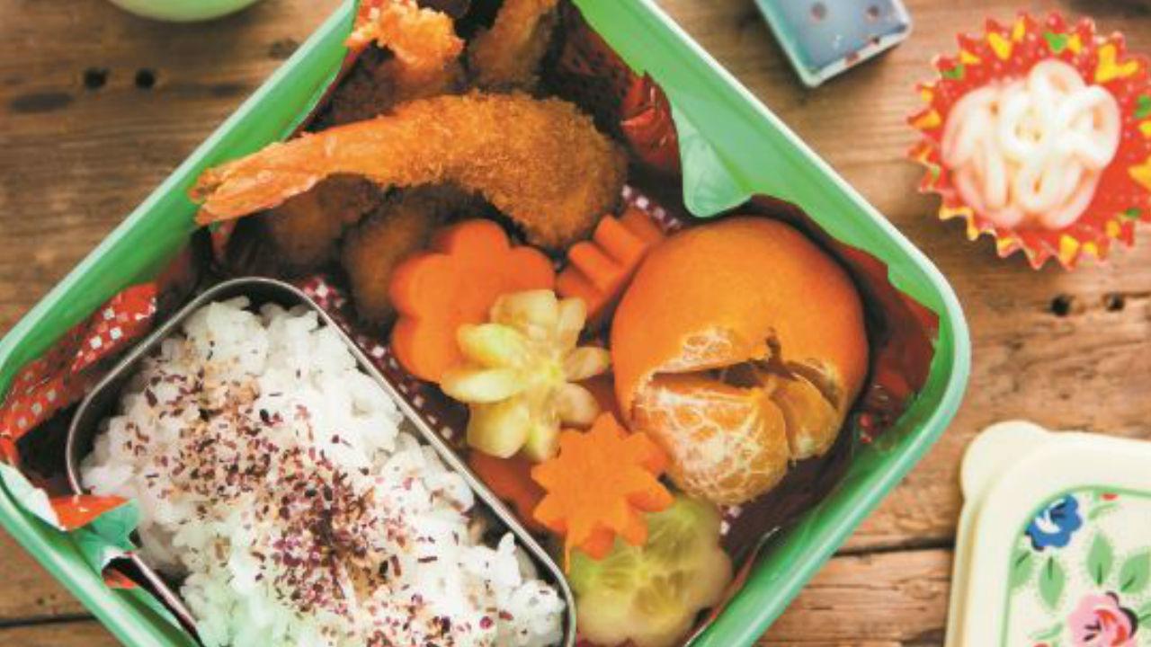 Japanese Fried Panko Prawns
