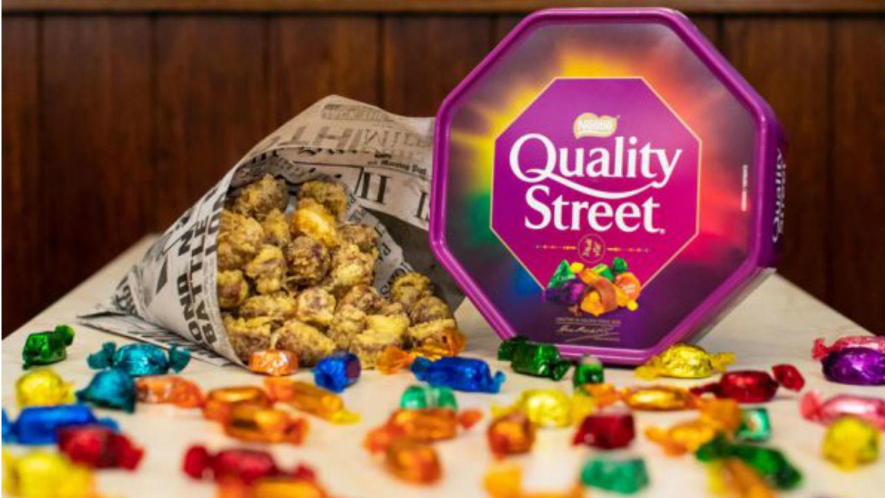 Deep Fried Quality Street
