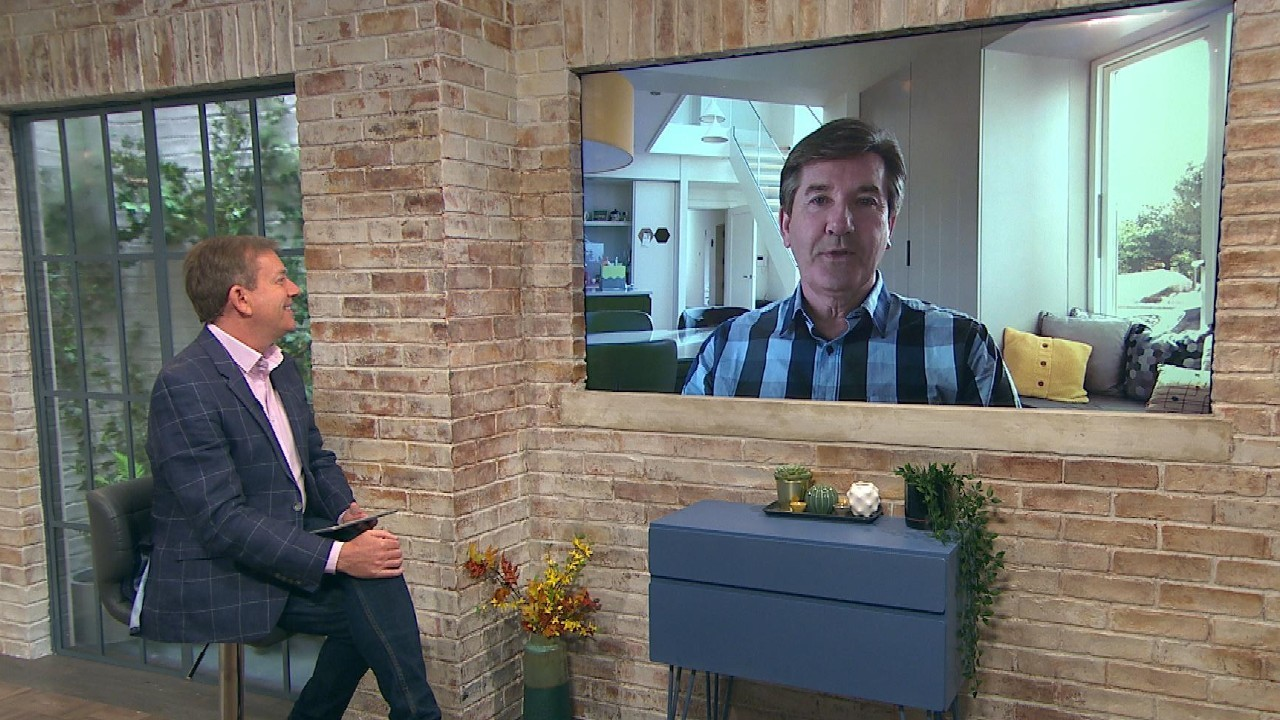 Daniel O'Donnell chats about his new single