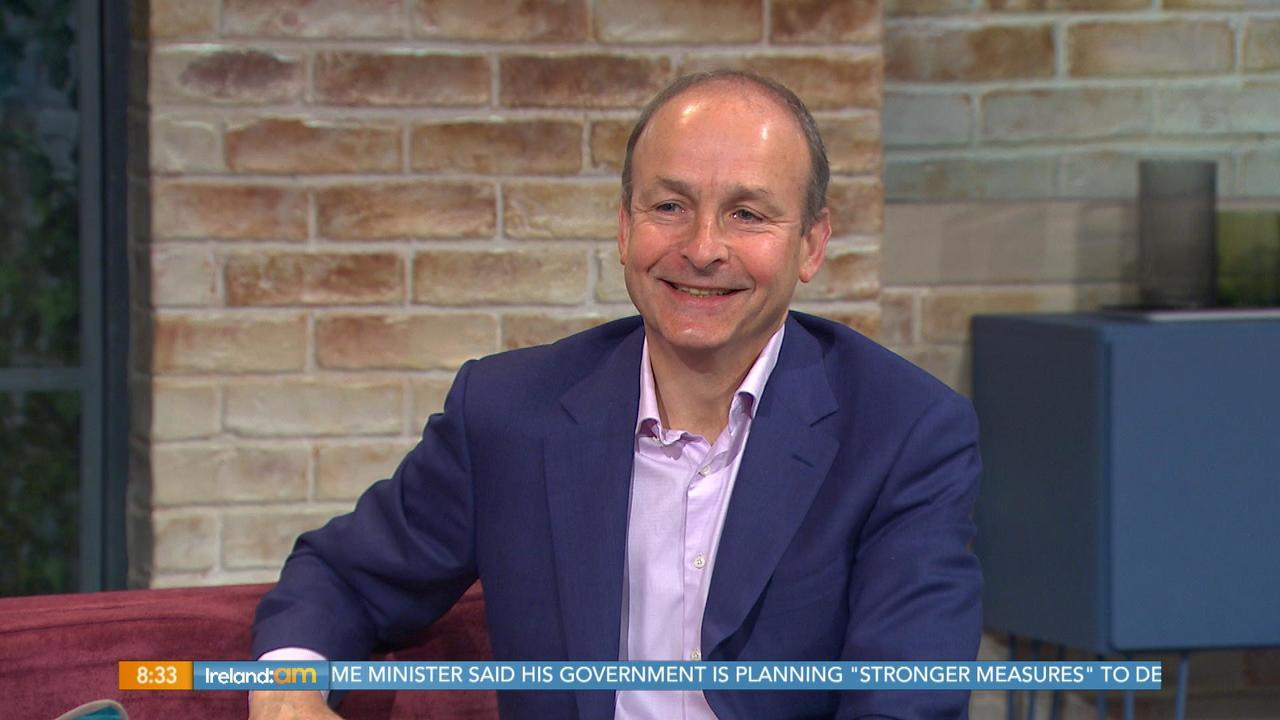 Micheal Martin Interview