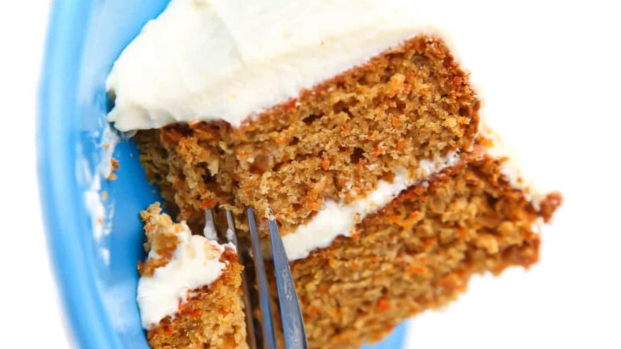Catherine's Easy Peasy Carrot Cake