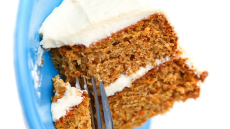 Catherine's Easy Peasy Carrot Cake