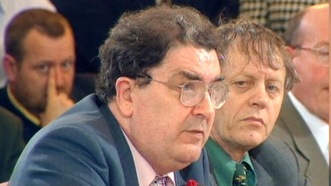 Tributes Paid to John Hume