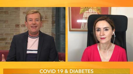 Covid 19 and Diabetes