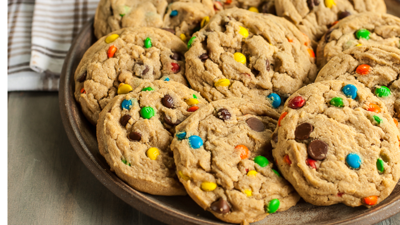 Jack's Candy Press Cookies