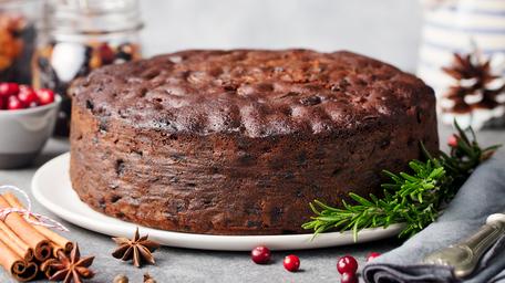 Catherine's Christmas Cake