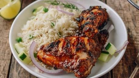 Grilled Tandori Chicken