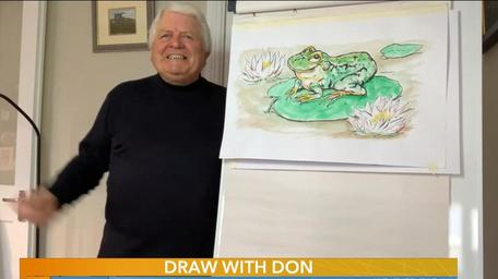 Draw with Don