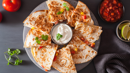 The Quesadilla Hack