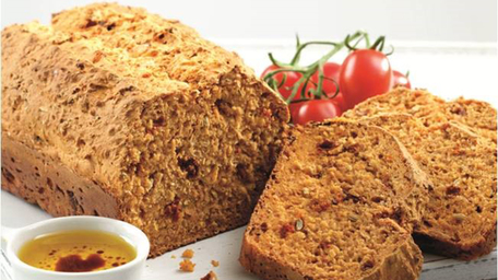 Sun Dried Tomato & Herb Bread