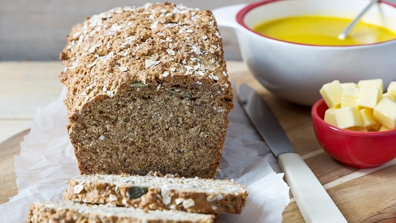 Gluten Free Savoury Bread