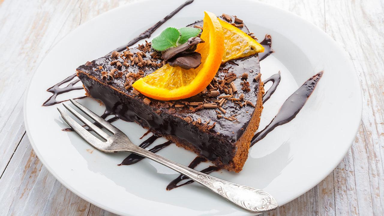 Catherine's Chocolate Orange Cake