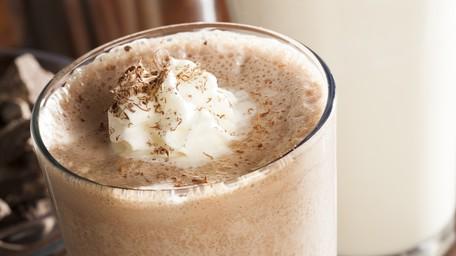 Rich Chocolate Milkshake