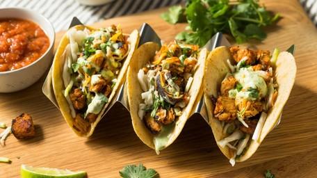 Smokey Chicken Tacos