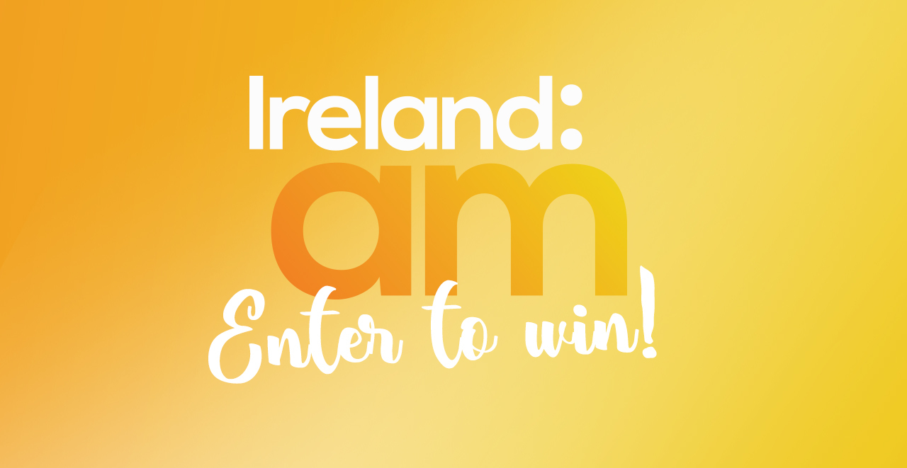 Win with Ireland AM and Nude Wines