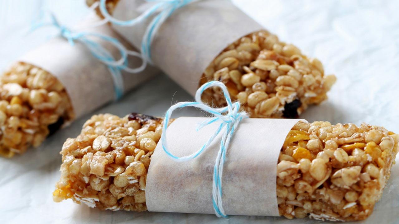 Aisling Larkin: Quinoa & Oat Cereal Bars