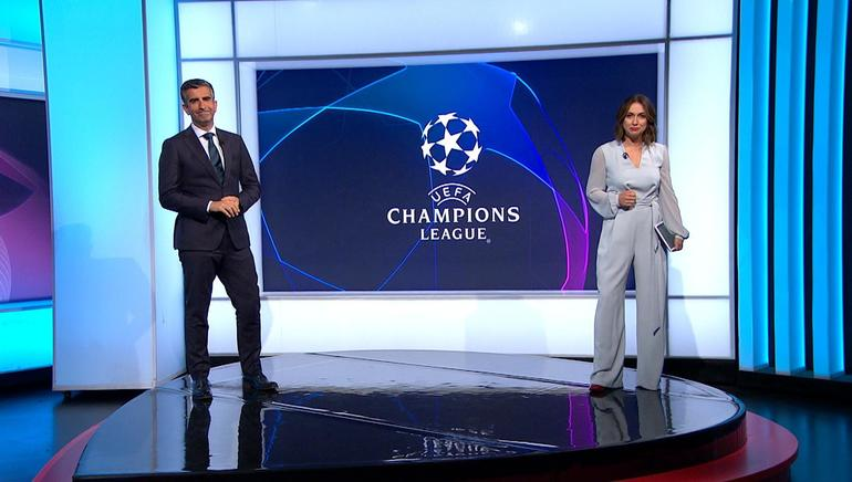 UEFA Champions League Highlights
