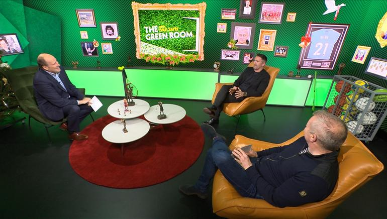 The Green Room with Ivan Yates
