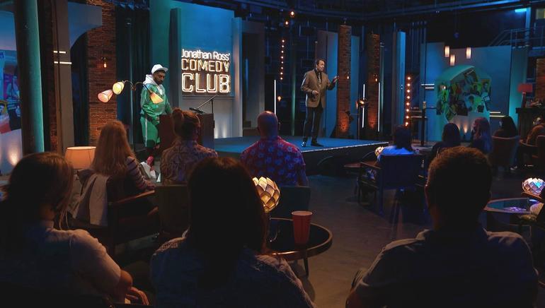Jonathan Ross' Comedy Club