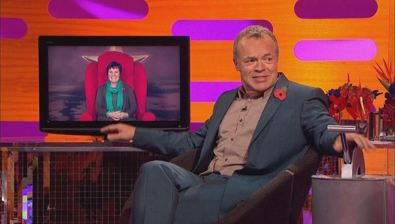 Graham Norton's Big Red Chair