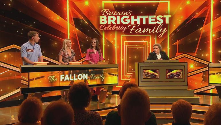 Britain's Brightest Celebrity Family