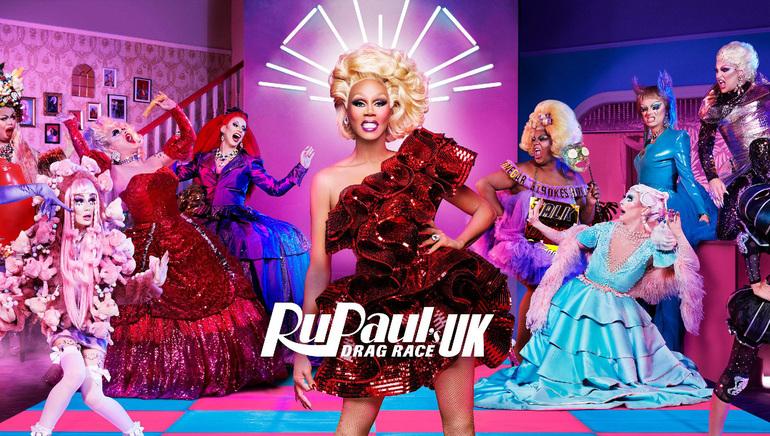 RuPaul's Drag Race UK 1