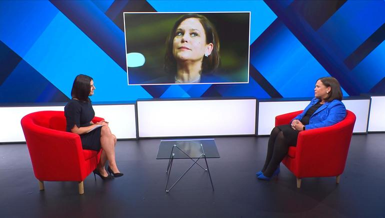 The Big Interview: Mary Lou McDonald