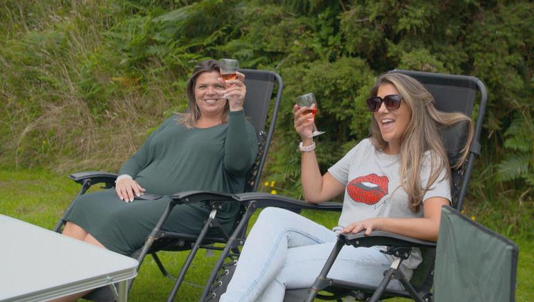 Happy Campers: The Caravan Park