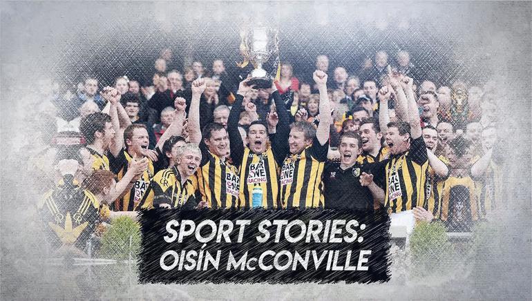 Sport Stories: Oisin McConville