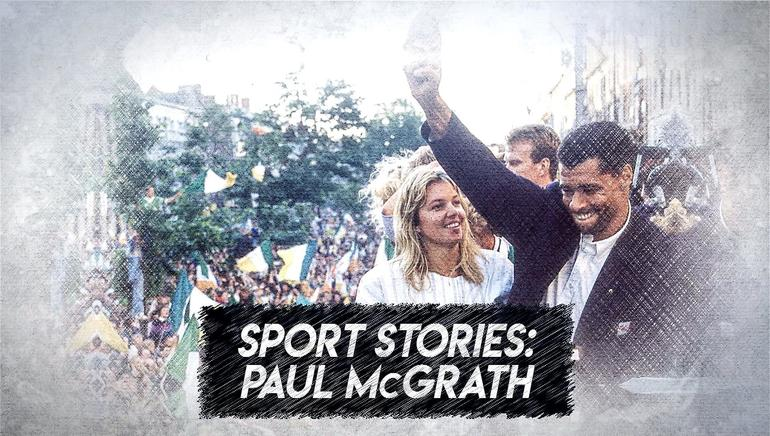 Sport Stories: Paul McGrath