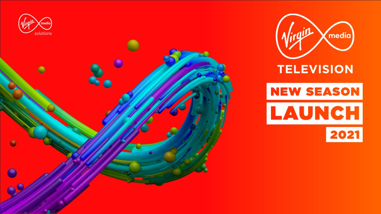Virgin Media Television Commercial Launch 2021